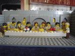 The Lego Supper by Page21
