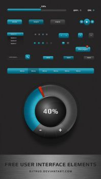 Free user interface elements by djtrus