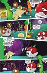 Organic Panic Page 33 colors by piratesofbrooklyn