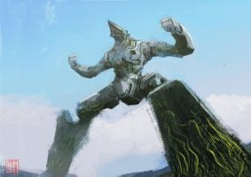 Metal Giant by CoalM