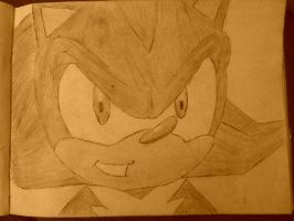 ::SonicX::Shadow the Hedgehog by Rosalie-Sebastiane
