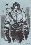 The Crow by DenisM79