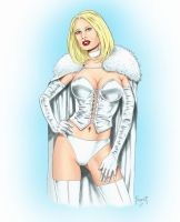 White Queen by statman71
