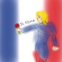 France by CelloManLove