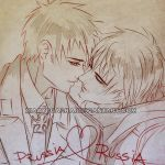 APH: Saying I Love You by xiaoyugaara
