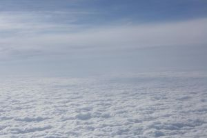 From Above - Clouds 12. by MystStock