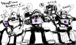 TF - Decepticons breaktime by yamcat