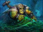 Swamp Troll to the game Berserker by dron111