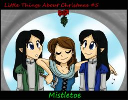 Xmas Special Day 5: Lord of the Rings by BlueSeptember