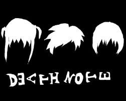 Death Note Hair by Obake-no-Kage