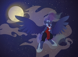 The Nightmare's Night by pinksaphires