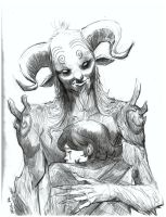 Pan's Labyrinth by BRiZL