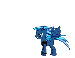 Me in Pony form! by Hyperdragon360
