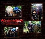 Pictures on the wall: Yuuki and Zero by Dante-Black