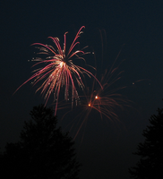 Firework Image 0546 by WDWParksGal-Stock