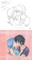 Happy Gruvia Day! by Chsabina