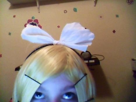 Rin Kagamine Cosplay! :D by SeafoodRamen