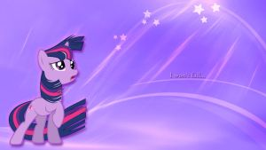 Twilight Sparkle - Failure Wallpaper by toruviel