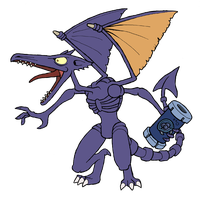 Ridley by fryguy64