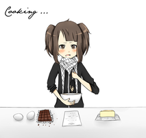 Cooking ... by Yvanya
