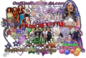 +Mega Pack De Styles x4 by OurKissMeBaby