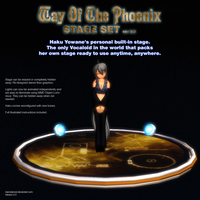 MMD Haku's Way of the Phoenix Stage ver.2.0 by Trackdancer
