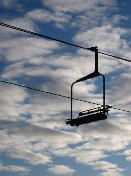 Chairlift by effervescency