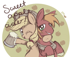 SWEET APPLE CIDER! by Ipun