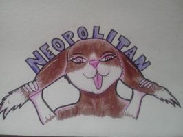 noepolitan badge by WalrusJaime