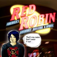 Red Robin Red Robin by cnick55