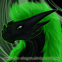 Request: Zaatharen icon by Samantha-dragon
