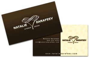 Darafeev Interior Design Bcard by Jayhem