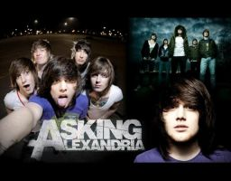 Asking Alexandria by SausageParanoia