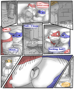 Where did THAT come from? pg-6 by Ryu-Amio