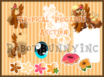 Tropical Pegasus Auction :CLOSED by RobotBunnyInc