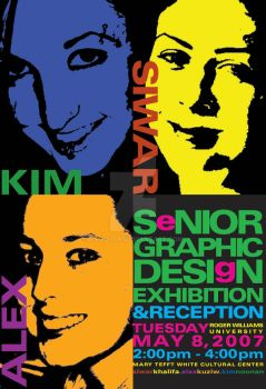 Senior Design Exhibition by knoonan