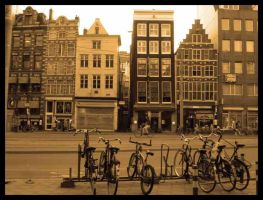 Amsterdam by alyso