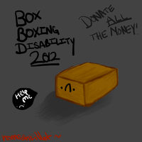 Box Boxing Disablitiy 2012 by homeshkillet