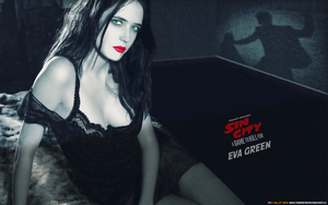 SIN CITY2: A DAME 2 KILL 4: EVA GREEN by CSuk-1T