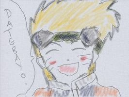 Younger Naruto(before he became a genin) by Fran48