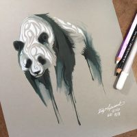 Panda Glicee 8 by Lucky978
