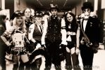 Steampunk crew by arkaya