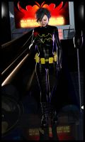 Batcave by Tachikoma-X