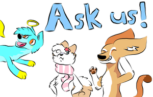 Ask My Ocs! by Amebaby