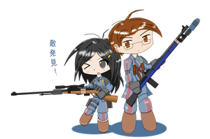 Join the Gallian Militia by kit-y