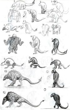 Concepts from November/December 2012 by MechanicalGraphite