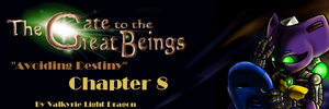 GTTGB - Avoiding Destiny - Chapter 8 by JarODragon