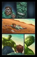 Fear Itself Hulk by GURU-eFX