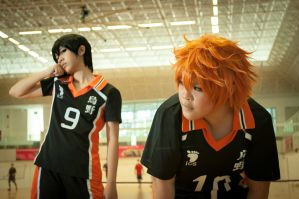 KageHina: The best duo by YunoHroshima