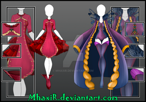 [CLOSED] Design Adopt Outfit - 26 by MhaxiR